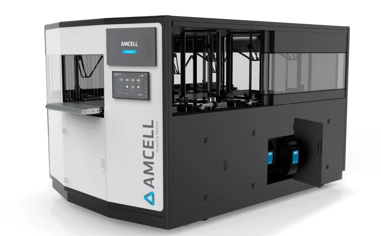 Durante un meeting sulla manifattura additivaTriditive  ha presentato le nuove stampanti 3D industriali Amcell 8300 â e Amcell 1400 â