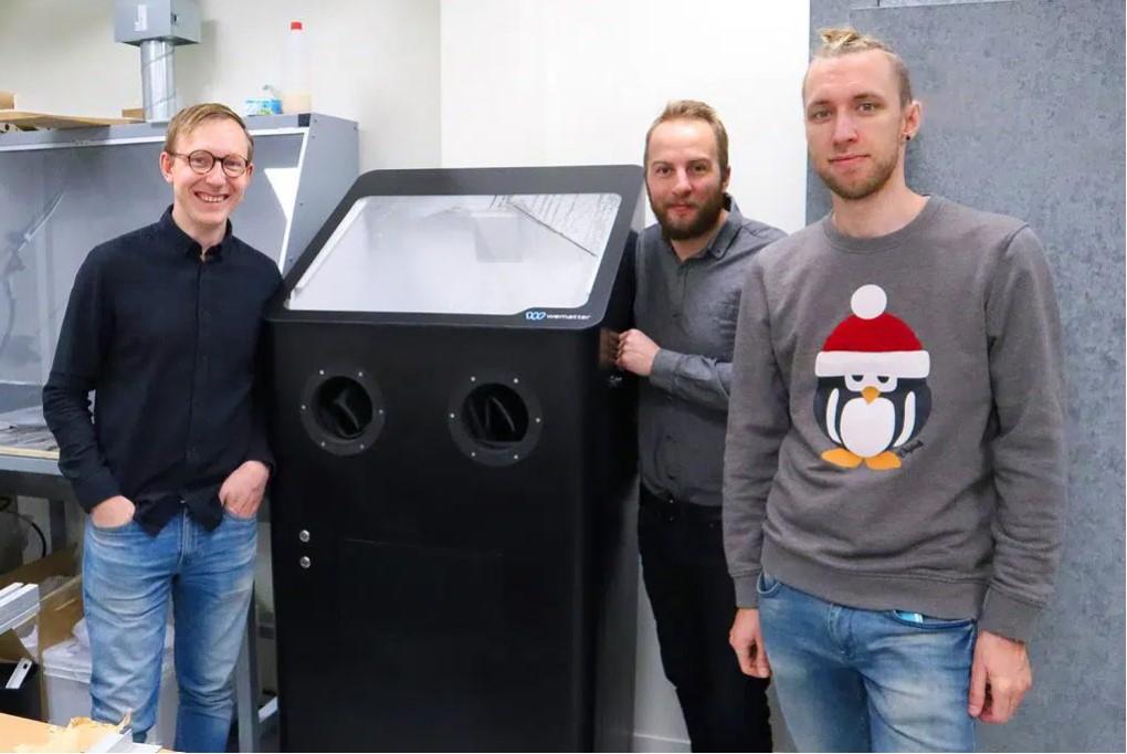 Etteplan,una società di ingegneria globale, e Digital Metal, hanno concordato una partnership strategica nella produzione additiva