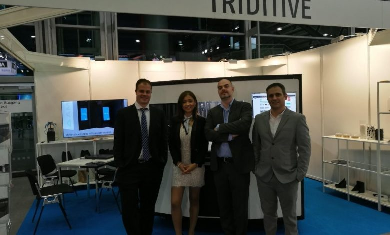 Photo of Triditive presenta la sua serie di stampanti 3D Amcellâ